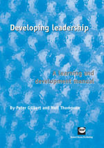Developing Leadership : A Learning and Development Manual - Peter Gilbert
