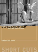 Shakespeare on Film : Such Things as Dreams are Made of - Carolyn Jess-Cooke