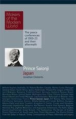 Prince Saionji Kinmochi : Japan - Jonathan Clements