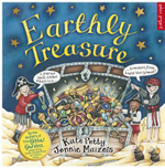 Earthly Treasure : A Pop-Up Book About Minerals ...Treasure From Under the Ground - Kate Petty
