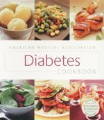 Diabetes Cookbook : American Medical Association - Maureen Callahan