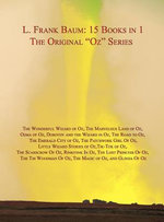 LARGE HARDBACK 15 Books in 1 : L. Frank Baum's Original