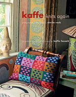 Kaffe Knits Again : 24 Updated Original Rowan Designs by Kaffe Fassett - Kaffe Fassett