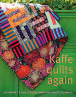 Kaffe Quilts Again : 20 Favourite Quilts from Rowan in New Colourways - Kaffe Fassett
