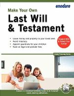 Make Your Own Last Will and Testament - Enodare