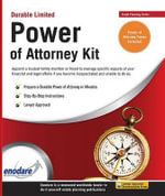 Durable Limited Power of Attorney Kit - Enodare