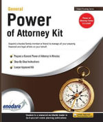 General Power of Attorney Kit - Enodare