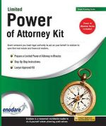 Limited Power of Attorney Kit - Enodare