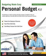Personal Budget Kit : Including Financial Software - Enodare