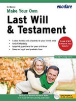 Make Your Own Last Will & Testament - Enodare Publishing