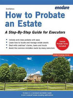 How to Probate an Estate : A Step-By-Step Guide for Executors - Enodare