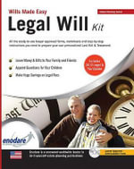 Legal Will Kit : Wills Made Easy - Enodare Publishing