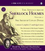 The Adventures of Sherlock Holmes : v. 2 - Sir Arthur Conan Doyle