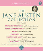 The Jane Austen Collection : CSA Word Recording - Jane Austen
