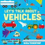 Let's Talk about Vehicles - Harriet Blackford