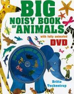 Big Noisy Book of Animals : With fully animated DVD - Harriet Blackford
