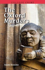 The Oxford Murders - Adam Broome