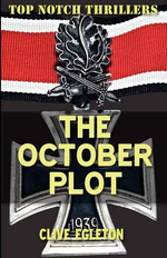 The October Plot - Clive Egleton