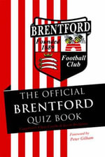 The Official Brentford Quiz Book - Chris Cowlin