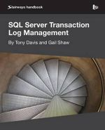 SQL Server Transaction Log Management - Tony Davis
