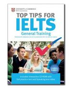 Top Tips for IELTS General Training Paperback with CD-ROM - Cambridge ESOL