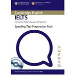 Speaking Test Preparation Pack for IELTS Paperback with DVD : Preparation Pack - University of Cambridge ESOL Examinations
