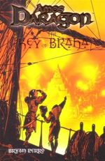 Amos Daragon : The Key of Braha : The Amos Daragon Series Book 2 - Bryan Perro