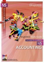 BrightRED Study Guide N5 Accounting - William Reynolds