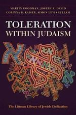 Toleration within Judaism : the Jews of Habsburg Bukovina, 1774-1918