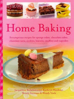 The Big Book of Home Baking - Kathryn Hawkins