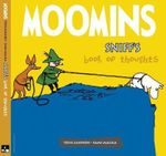 Moomins : Sniff's Book of Thoughts - Tove Jansson