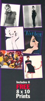 60s Fashion - Book and Poster Pack - Michael Heatley