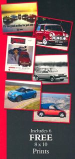 Mini - Book and Poster Pack : The history, origins and manufacturers - Henry Hirst