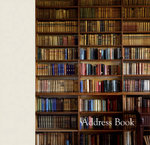 Living with Books Address Book - Simon Brown