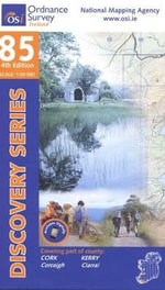Cork, Kerry - Ordnance Survey Ireland