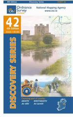 Meath, Westmeath - Ordnance Survey Ireland