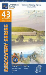 Dublin, Louth, Meath, Westmeath - Ordnance Survey Ireland