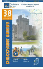 Galway, Mayo (S Cent) - Ordnance Survey Ireland