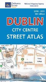 Dublin City Centre Street Atlas (pocket) - Ordnance Survey Ireland