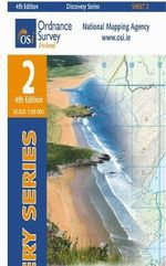 Donegal (North and Central) - Ordnance Survey Ireland