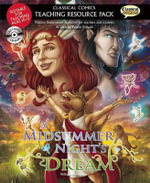 A Midsummer Night's Dream Teaching Resource Pack : The Graphic Novel - Kornell Kossuth