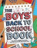 The Boys' Back to School Book - Steve Martin