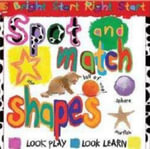 Spot and Match Shapes : Look Play - Look Learn - Rob Walker