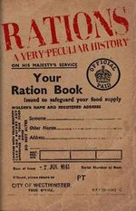 Rations : A Very Peculiar History - David Arscott