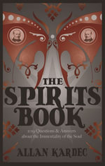 The Spirits Book - Allan Kardec