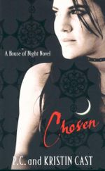 Chosen : House of Night Series: Book 3 (Red) - P.C. Cast