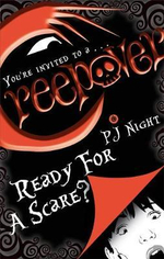 Creepover : Your invited to a .....Ready for a Scare? - P. J. Night