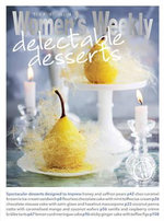 Delectable Desserts - The Australian Women's Weekly