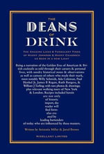The Deans of Drink - Jared McDaniel Brown