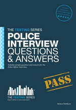 Police Officer Interview Questions & Answers - Richard McMunn
